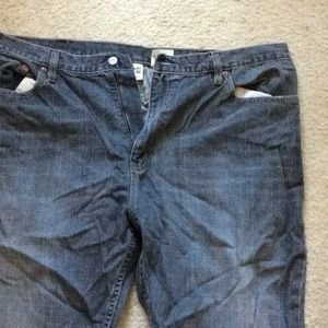 Banana Republic Jeans, worn once.